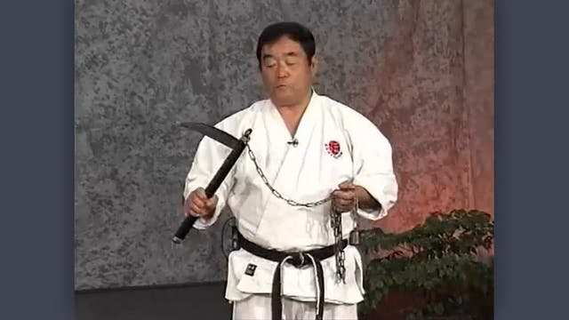 Kama: Classic Fumio Demura Kobudo Video Types of Kama