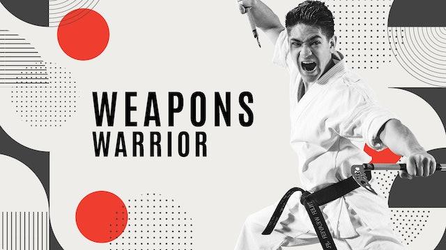 Weapons Warrior