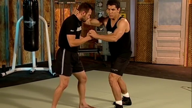 Frank Shamrock - Instant Submissions
