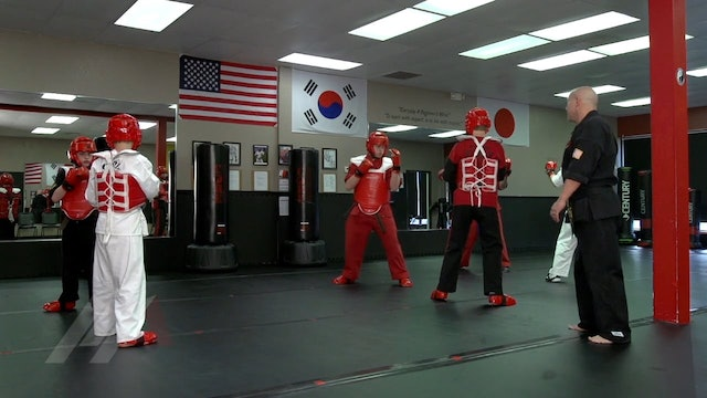 Michael Kramp - A to B Sparring
