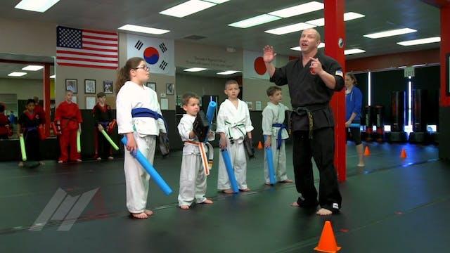 Michael Kramp- Swords & Shields
