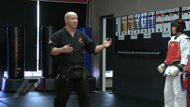 Michael Kramp - Tag Team Sparring