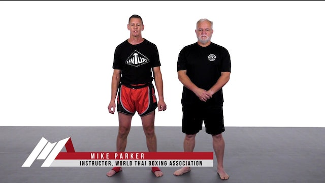 Mike Parker - Counter to Jab Cross & Hook - Part 1