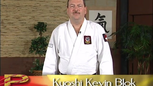 Kevin Bloc - Advanced Aikido
