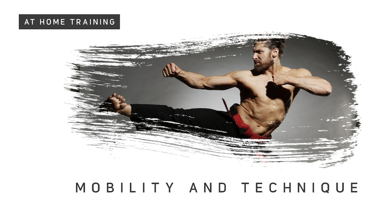 At Home Training - Mobility & Technique