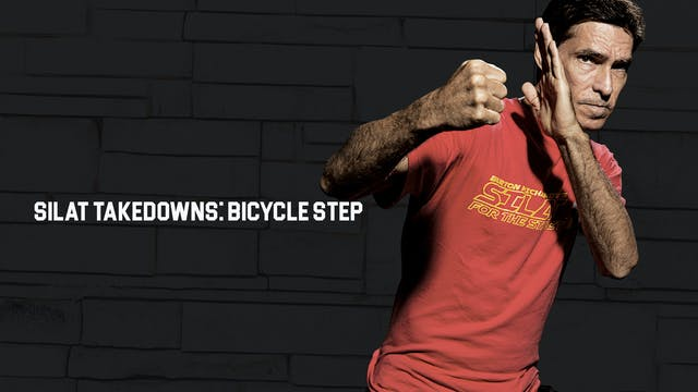 Silat Takedowns: Bicycle Step