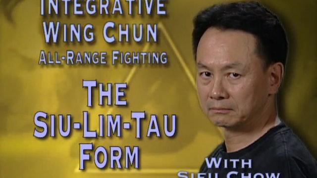 Chow - Siu Lim Tau Form