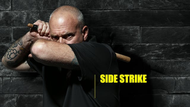 18 Side strike
