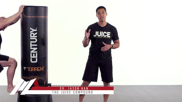Jason Han - Front Kick