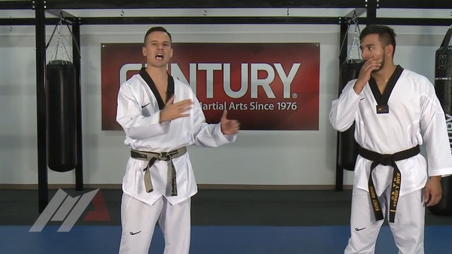 Juan Moreno - Offense & Defense from One Stance - Part 1