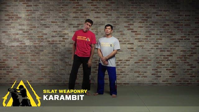 Silat Weaponry Karambit
