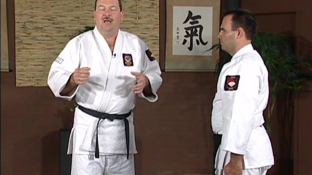 Kevin Bloc - Intermediate Aikido 2