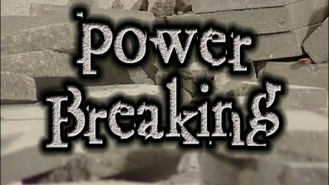 Larry Fields - Power Breaking