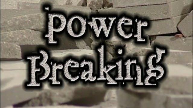 Larry Fields - Power Breaking