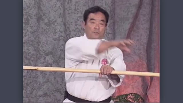 Eku Bo: Classic Fumio Demura Kobudo Video Grips and Handling