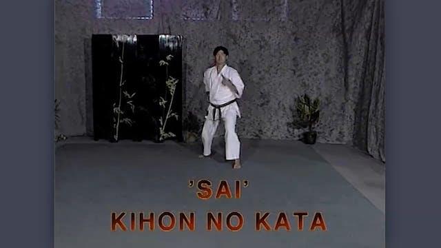 Sai: Classic Fumio Demura Kobudo Video Sai Kihon No Kata
