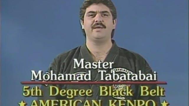 Mohamad Tabatabai - 1st Degree Black ...