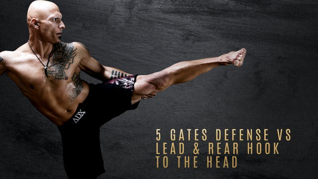 5 Gates Defense vs Lead & Rear Hook t...