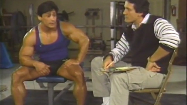 Story of a Body Building Superstar Vol 11