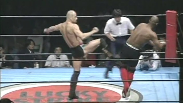 Bas Rutten - Arm Locks, Arm Bars and Shoulder Locks