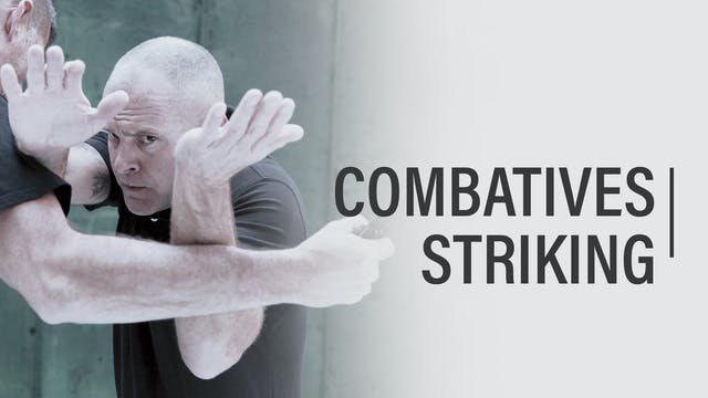 Episode 15 - Combatives Striking