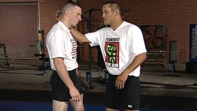 Dan Henderson - Chokes and Head Control