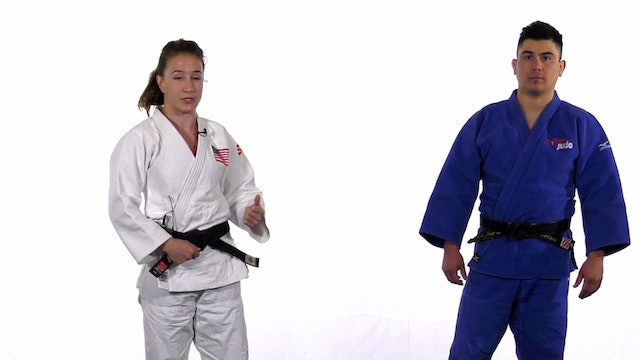 Marti Malloy - Judo Arm Bars