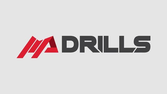 Mackensi Emory - 540 Drills