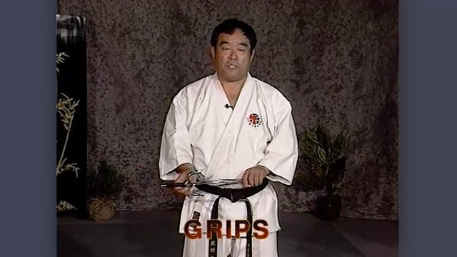 Sai: Classic Fumio Demura Kobudo Video Grips and Flips