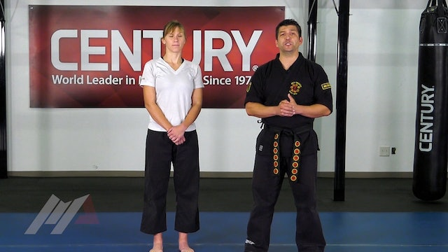 Ted Guerrero - Self Defense Drill