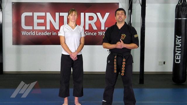 Ted Guerrero - Self Defense Drill