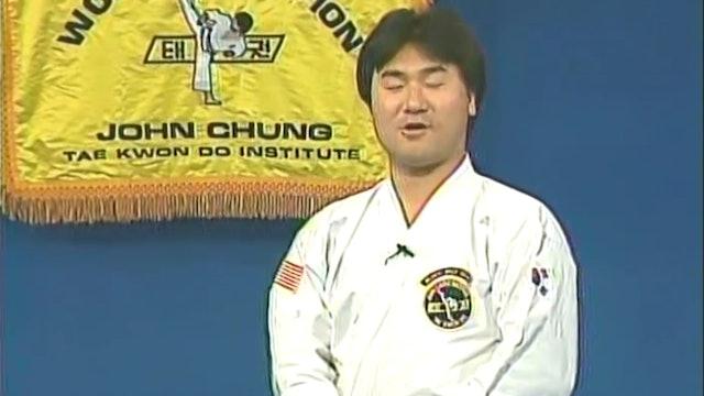 John Chung - ITF Tae Kwon Do Hyungs 4