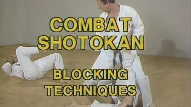 Emil Farkas - Blocking Techniques