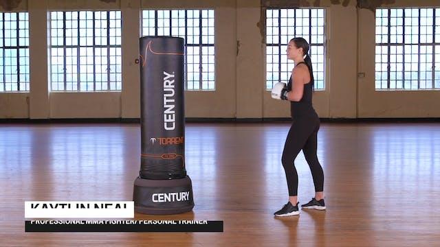 Kaytlin Neil - Torrent Punching Combo 3