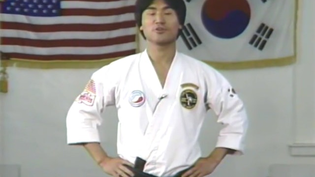 John Chung - ITF Tae Kwon Do Hyungs 1