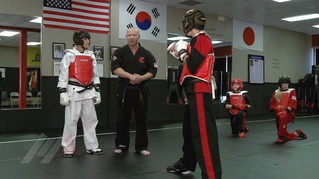 Michael Kramp - Operation Sparring