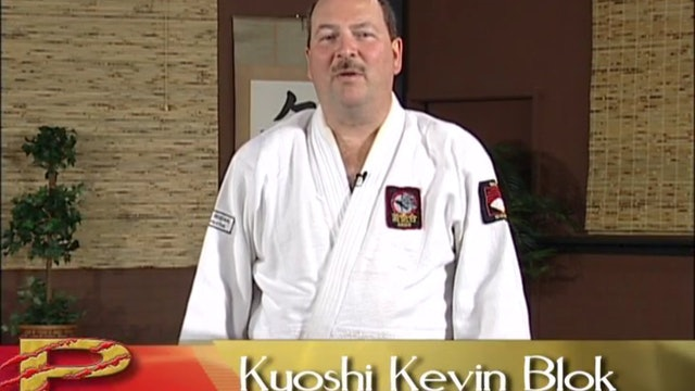 Kevin Bloc - Intermediate Aikido 1