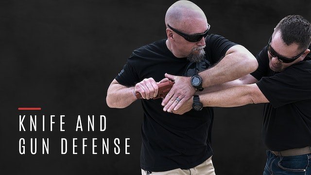 Knife & Gun Defense
