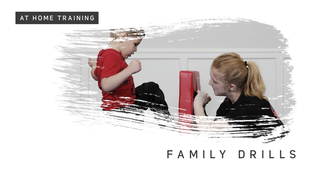 At Home Training - Family Drills