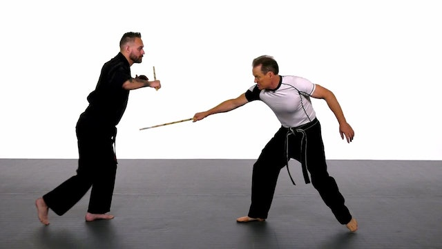 Dave Kovar - Long Range Stick Work Part 4