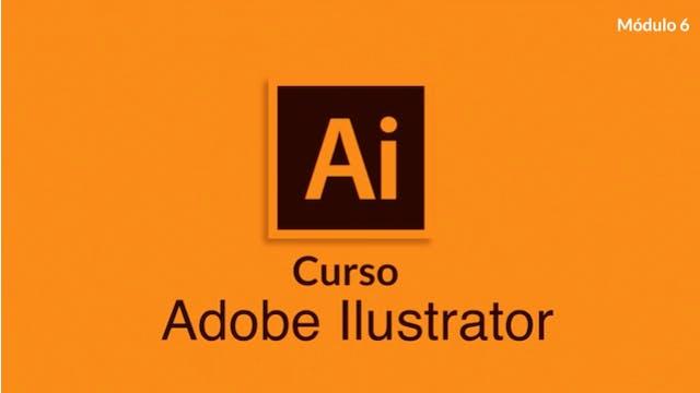Adobe Illustrator - Módulo 6