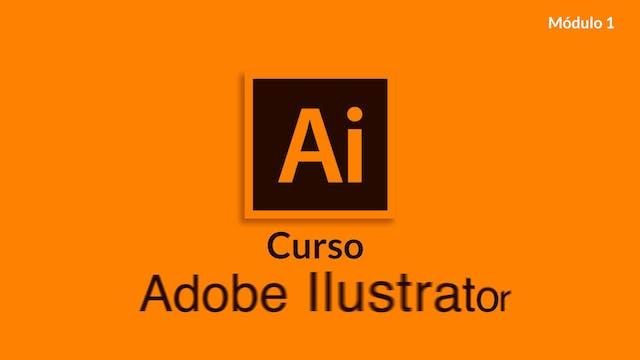 Adobe Illustrator - módulo 1