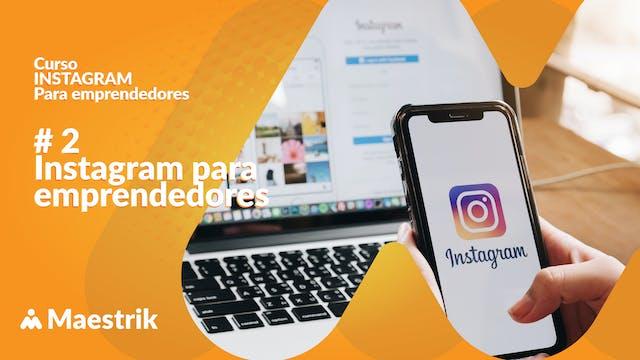 Introducción a Instagram para emprend...