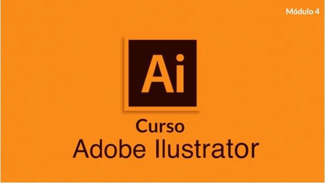Adobe Illustrator - Módulo 4