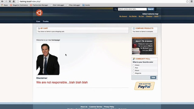 Magento Mechanics - Lesson 17: How to...