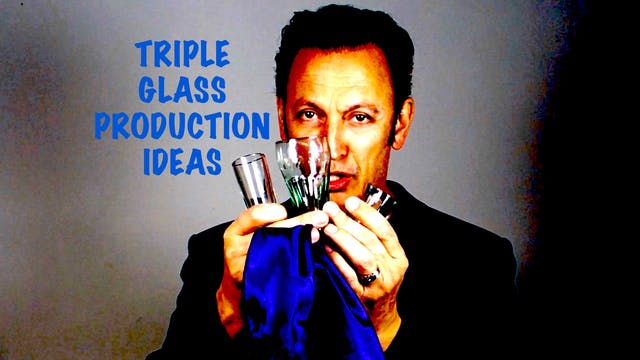 TRIPLE GLASS PRODUCTION IDEAS