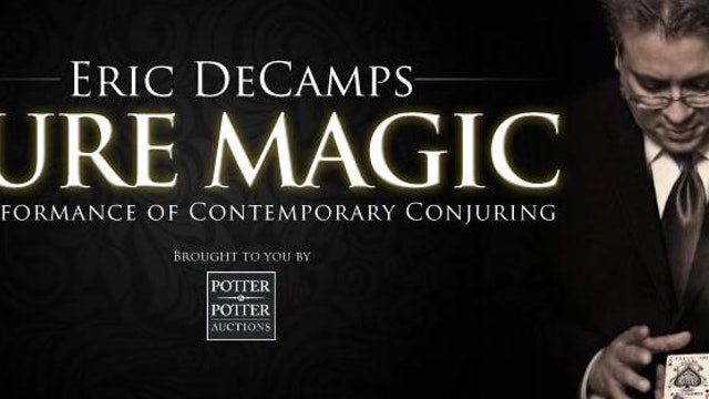 C2P PERFORMANCES: ERIC DECAMPS DOC DALEY'S CARDS UP THE SLEEVE