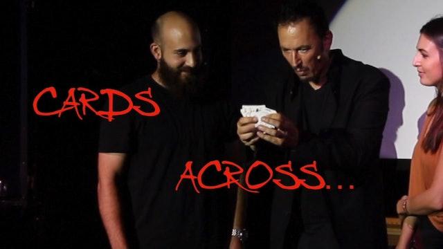 CARDS ACROSS INTRO