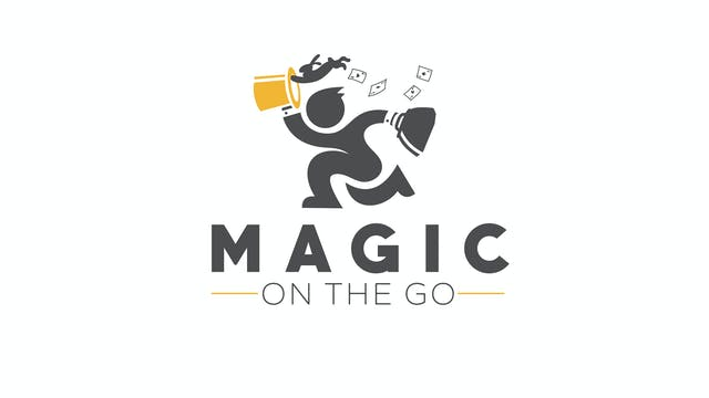 Steve Valentine's MAGIC ON THE GO