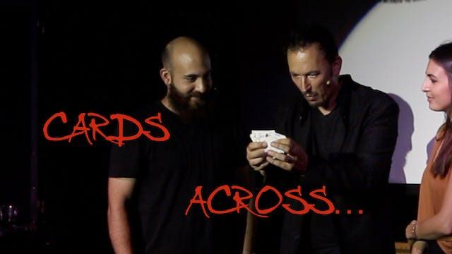 PT 2 E.G. BROWN'S CARDS ACROSS - VALE...